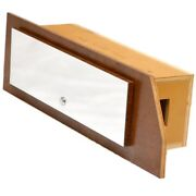 Hydra Sport Boat Storage Compartment Hs184p   3500 Vx Mirrored / Wood