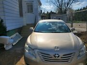 2009 Toyota Camry Automatic,tan,4 Doors,complete Interior,brand New Parts As Is