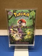 1999 Pokemon Power Reserve Jungle Theme Deck - Factory Sealed - Comes In Case