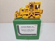 Caterpillar D8 Bulldozer With Side Boom - Yellow Overland Brass 150 Scale New