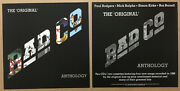 Paul Rodgers Bad Company Set Of 2 Double Sided Promo Poster Flat For 1999 Cd