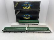 Weaver Gold Edition Southern E-8 Aba Diesel Engine Set Used O Gauge 2 Power Aa