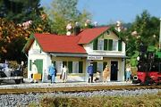Piko G Scale Blue Creek Valley Station | Bn | 62029
