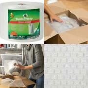 Bubble Cushioning Wrap Roll 12x175' Perforated Every 12 Protect Items Better