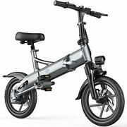 G-force Electric Bike G1414and039and039 Folding Chainless Electric Bikes For