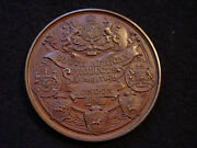 London, England, 1907 South African Products Exhibition Award Medal