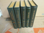Easton Press J R R Tolkien Lord Of The Rings 11 Vols Sigurd And Perilous More