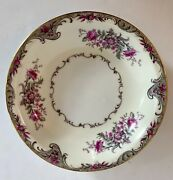 """Grace China Made In Occupied Japan Set 8 8"""" Bowls Corsage"""