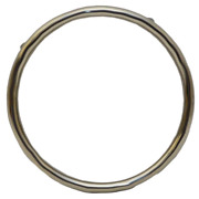 Marquis Boat Round Trim Ring 7400006 | Lsr-h 8 X 3 1/2 Inch Stainless
