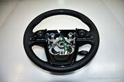2017-2020 Toyota Prius Prime Leather Steering Wheel With Switches
