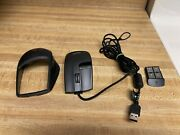 Logitech G9x Laser Wired Pc Gaming Mouse M-u0006 810-001122 W/ Weight