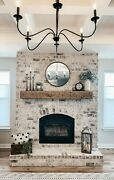 Hand Hewn Pine 72 Rustic Barn Beam Fireplace Mantel 6 Foot Chunky 8 By 8