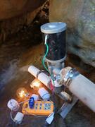 Hydro Electric Water Turbine Hydroelectricity Generator 220v 50hz For Tv Light