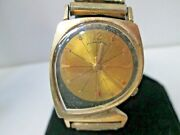 Vintage Hamilton Meteor 505 Electric 10k Gold Filled Non-running Watch 1