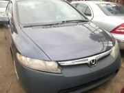 Trunk/hatch/tailgate Sedan With Keyhole Fits 06-07 09-11 Civic 885044