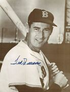 Ted Williams Signed Autographed 11x14 Photo Amco 9347