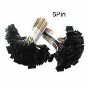 Jst Led Connectors Male Female Connector For 3528 5050 Rgb Rgbw Rgbww