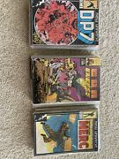 Large Comic Book Lot 52 Total, Mix Of Dc And Marvel.