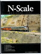 N Scale Magazine May/jun 1991 -model Railroad Trains Layout Detailing Back Issue