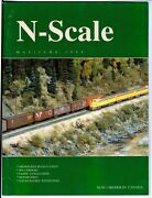 N Scale Magazine May/jun 1994 -model Railroad Trains Layout Detailing Back Issue