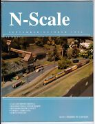 N Scale Magazine Sep/oct 1994 -model Railroad Trains Layout Detailing Back Issue