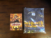 Rare Dogma Dvd Signed By Kevin Smith W Sealed 2003 Jay Silent Bob Tshirt Chicago