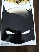 Batman 1special Edition Dealers Variant/promotional Not For Sale/limited