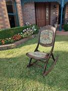 Antique Rocking Chair In Very Good Condition