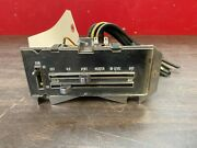 1970-81 Chevy Camaro Early 2nd Generation Heater Control Assembly W/ Ac Original