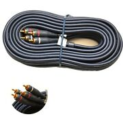 Vanco Boat Rca Patch Cable Agp225x   25 Feet