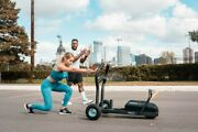Torque Fitness Usa Tank M1 Multi Surface Prowler Sled Performance Gym New Andpound999