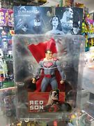 Dc Direct Elseworlds Series 1 Red Son Superman 6.75 Action Figure 2005
