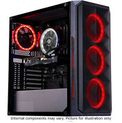 Desktop Custom Gaming System Mm2.12.267 Amd Ryzen 9 3900x 32gb Ram 1tb Ssd