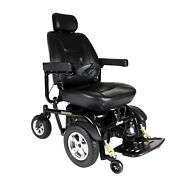 2850hd-24 - Drive Medical Trident Hd Heavy Duty Power Chair 24 Seat