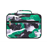Kids Bible Carrier Carrying Case For Boys Scout Good Holy Book Cover Child Study