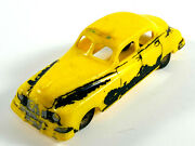 Hubley Kiddie Toy Yellow Taxi Vintage Toy Car Truck