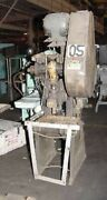 18 Ton 1.75 Strk Niagara A2 18 Ton Obi Press Mechanical Clutch
