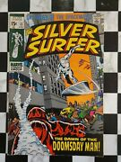 Silver Surfer 13 Key Issue 1st Appearance Of Doomsday Man.