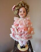 Shirley Temple 24 Reproduction Doll For Gift Shop In Las Vegas, Nevada  699