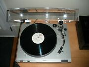 Technics Direct Drive Sl-d2 D3 Turntable Shipping Available Serviced. Read