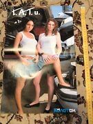 Poster Group Of Tatu T.a.t.u From The Russian Magazine A3 Format