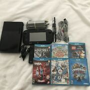 Nintendo Wii U 32gb Game Console And Gamepad Wup-101 02. Excellent Condition