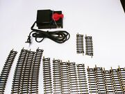 A.h.m. Ho And N Scale Hobby Transformer And Tracks Vintage Lot