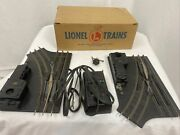 Lionel Lines Trains -non-derailing Remote Control 027 Switches One Pair 1122
