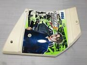 Sega Initial D 3 Cover Side Marquee Part Arcade Cabinet Part
