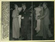 1975 Press Photo First Lady Betty Ford Dances With Vice President And President