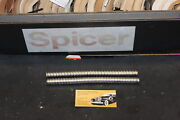 Nos Stainless Cowl Headlight Conduit 1920and039s 1930and039s Chevrolet Ford Hotrod Mopar A