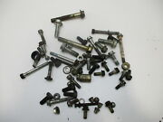 Misc. Bolts And Nuts From A Volvo Penta 230b 4 Cyl Stern Drive