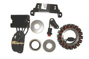 3 Phase Charging System With Non-vented Rotor For 1981 To 1999 Evo - 55570