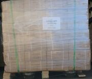 A Pallet Of 90 Sets Of New Fitness 10lb Rubber Hex Dumbbell From Factory To Yo